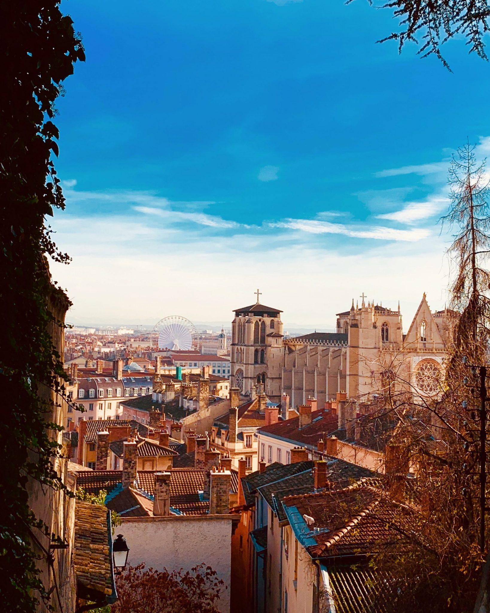 Cuidad de Lyon